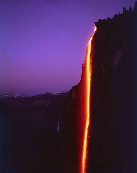 Blog Top Photos The Yosemite Lava Falls