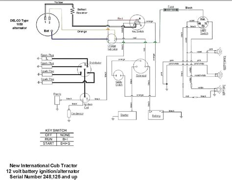 Farmall Volt Conversion Wiring Diagram Free