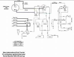 Farmall H Wiring Diagram Conversion