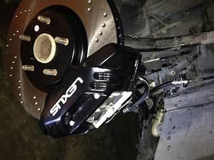 Supra Twin Turbo Brakes Install On Sc430