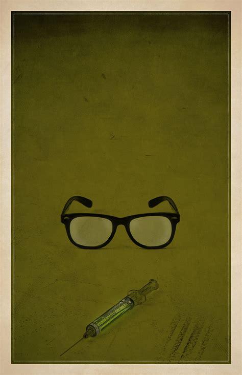 amazing minimalist horror posters