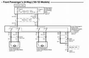 I Need The Wiring Diagrams For The Driver And Passenger