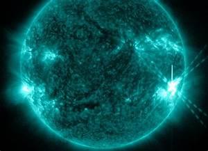 South Pole Neutron Detectors Could Forecast Solar Storms ...