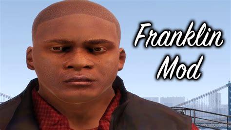 Franklin Clinton Character Mod Trailer