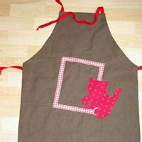 model tablier de cuisine tablier réversible en tissu patron couture gratuit