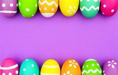 Easter Background Eggs Egg Purple Spring Happy