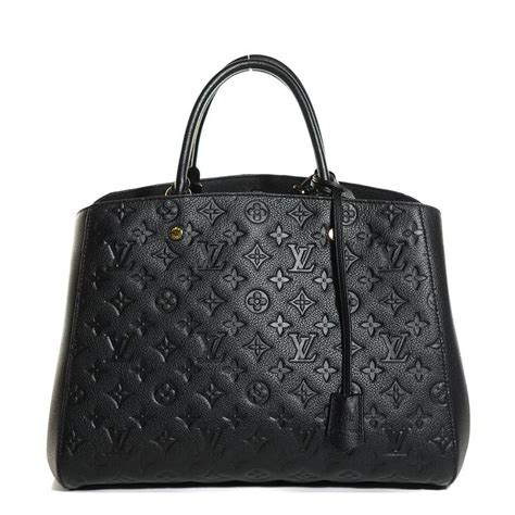 black louis vuitton bag ideas  pinterest