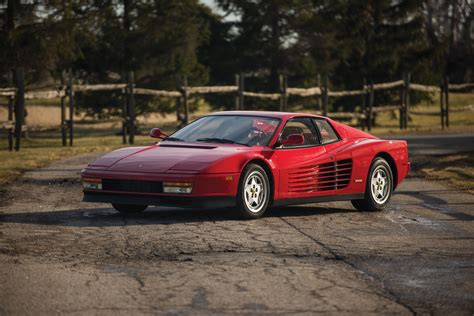 Iconic 1980s Supercar Royalty