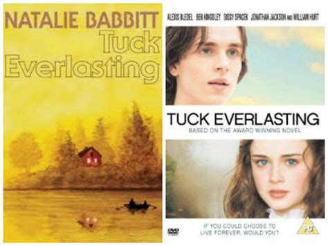 Tuck Everlasting Book Vs Movie