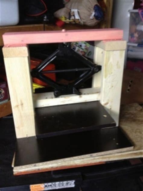 homemade kydex press homemadetoolsnet