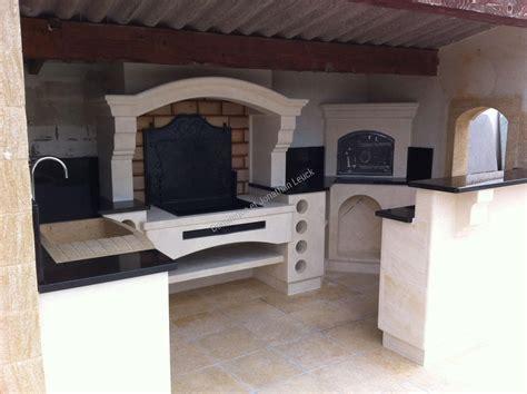 cuisine exterieur aménagement cuisine extérieur en réalisations