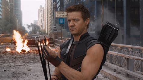 New Photo Jeremy Renner From The Avengers Revealed