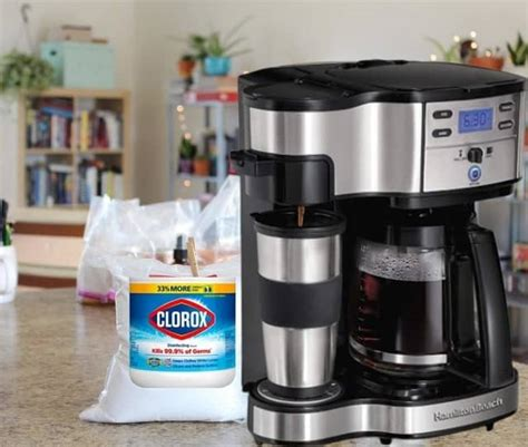 You have a lot of different options how to clean a coffee maker. How To Clean A Coffee Maker With Bleach-Expert Explained