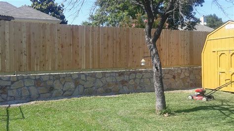 retaining wall  fence  trend home design
