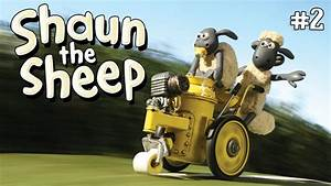 Shaun the Sheep - Gara Gara Mesin Cat [Draw the Line] HD ...