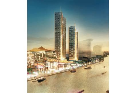 Boat To Icon Siam by Riverside Regeneration 6 Ways The Chao Phraya Is Changing