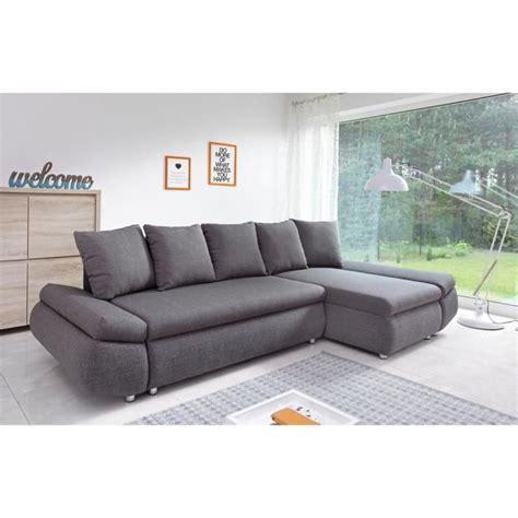 canapé d angle contemporain design oliver canapé d 39 angle réversible convertible 4 places