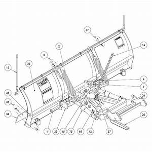 Parts And Diagrams - Snowdogg Snowplow Parts And Diagrams