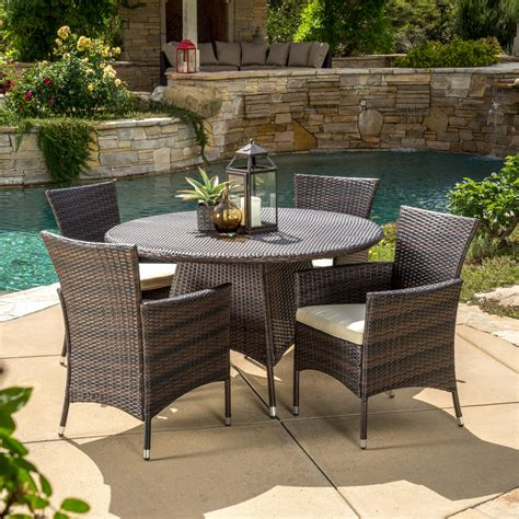 Deals On Outdoor Furniture by Galleon Great Deal Furniture Clementine Outdoor 5pc
