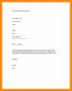 Medical Billing Specialist Cover Letter 7 Billing Letter Template Sample Travel Bill