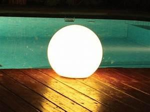 Lampe De Piscine : eclairage piscine projecteurs ampoules spots et ~ Premium-room.com Idées de Décoration