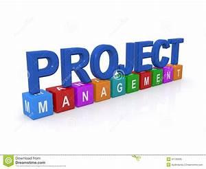 Project management sign stock illustration. Illustration ...