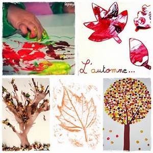 Bricolage Automne Primaire : 34 bricolages d 39 automne faire avec les enfants la cour des petits ~ Dode.kayakingforconservation.com Idées de Décoration
