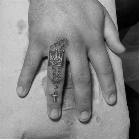 cool crown tattoo ideas  men styleoholic