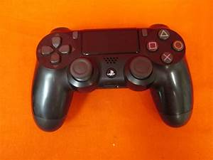 Sony Dualshock 4 Wireless Controller For Playstation 4 Jet