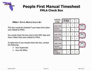 Manual Timesheet And Ppt People First Manual Timesheet