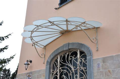 tettoie ferro battuto tettoie in ferro battuto su misura pisa pontedera