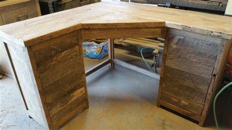 diy pallet corner desk diy wood desk wood corner desk