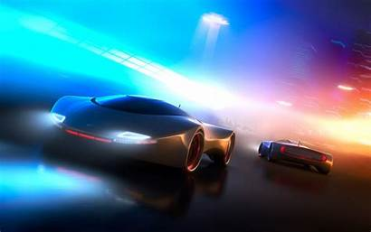 Super Cars Modern Cgi Wallpapers