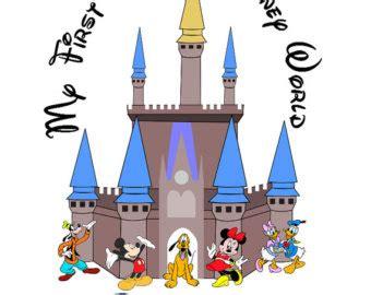 Disney Castle Clipart Disneyland Castle Clipart Clipart Panda Free Clipart