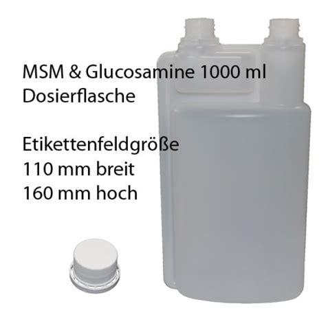 private label msm und glucosamine fluessig private label