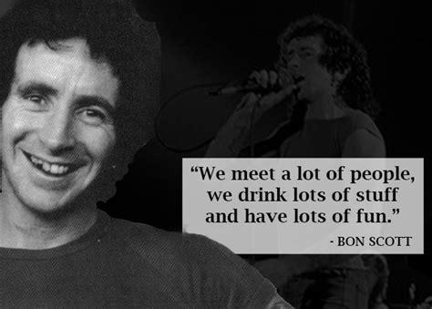 Bon Scott Quotes. QuotesGram