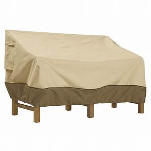 classic accessories veranda large patio sofa cover 72932 With patio furniture covers for sectional sofas