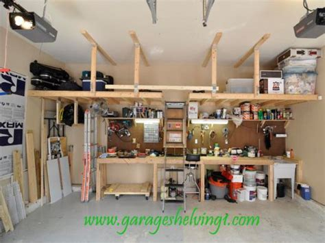 Garage Shelving Projects by Wooden Garage Book Shelf Wood Garage Shelving How To