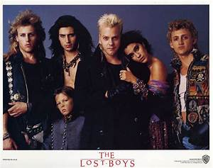 Movie - The Lost Boys (1987) - Horror, Comedy | Kazirhut ...