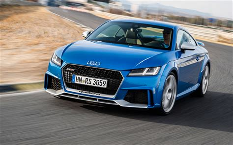 Gambar Mobil Audi Tts Coupe by Wallpapers Audi Tt Roadster 2018 4k Blue