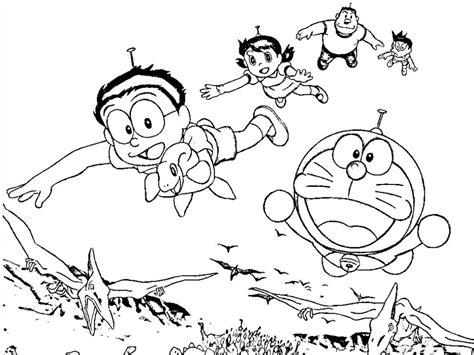 Kumpulan gambar mewarnai kartun doraemon untuk tugas. √Kumpulan Gambar Mewarnai Doraemon Yang Banyak dan Bagus ...