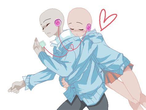 anime kiss maker cuddling blue by basemaker on deviantart