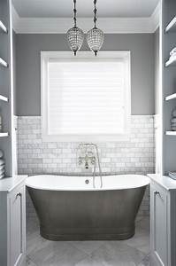 22, Stylish, Grey, Bathroom, Designs, Decorating, Ideas