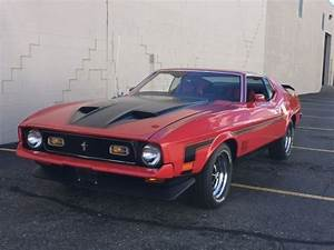 72 Mach 1 - 351CJ - 4V, Highly Optioned, Fully Restored - Classic Ford Mustang 1972 for sale