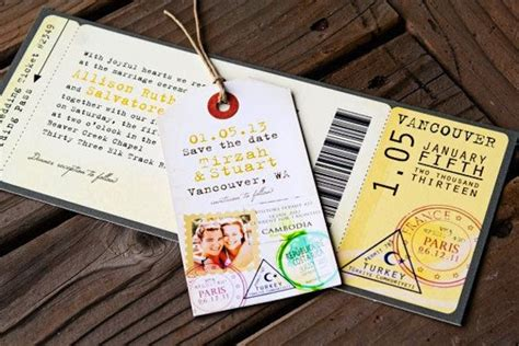 10 Wedding Invitations Styles to Get Inspired By
