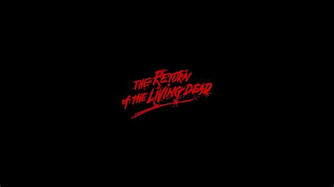 Living The by The Return Of The Living Dead Wallpapers Hd
