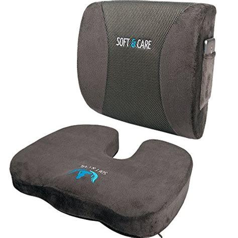 softacare seat cushion coccyx orthopedic memory foam