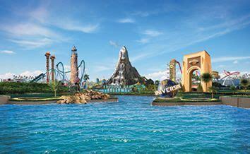 attraction theme park virgin holidays