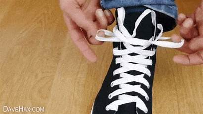 Tie Lace Shoe Opposite Direction Shoes Remove