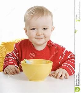 Boy Eating Breakfast Stock Photography - Image: 13132052